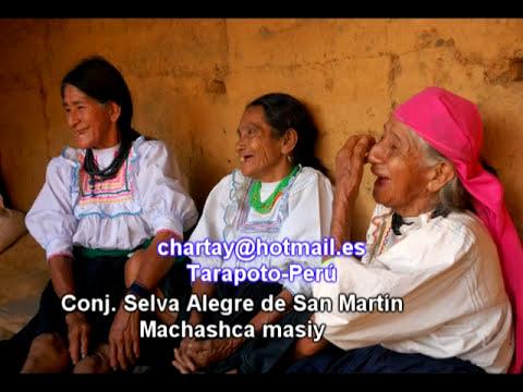 Conj  Selva Alegre de San Martin   Machashca masiy