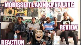 "Morissette performs ""Akin Ka Na Lang"" LIVE on Wish 107.5 Bus Reaction/Review"