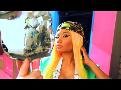 Nicki Minaj - The Boys (behind The Scenes) - Music Video video