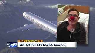 Cleveland Clinic fellow, NC doctor save woman's life on airplane after allergic reaction