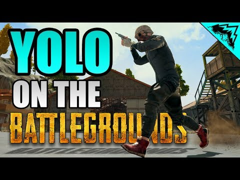 ONE OF A KIND C.O. YOLO on the Battlegrounds #11
