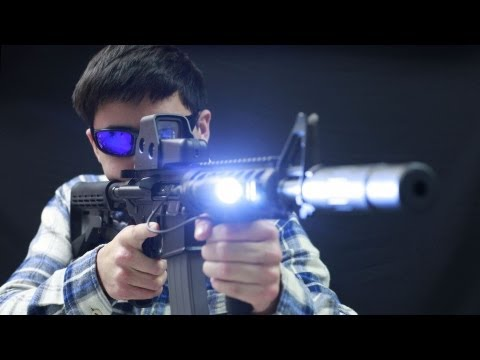 Inokatsu CQBR (Why B-Grade?) GBB Review - Redwolf Airsoft RWTV