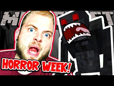 THE SCARIEST MINECRAFT MAP EVER! - PART 1!