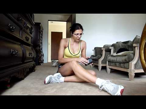 Adrianne Curry- fitness 2012