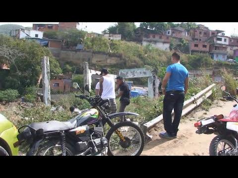 Trailer Oficial Guarenas en Dos Ruedas Bajo Fuego