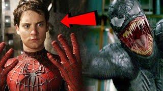 ¿Tobey maguire Saldrá como Spiderman en La pelicula de Venom?- Teoria de Life