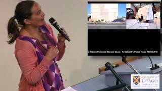 Dr Jessica Halliday - Festival of Transitional Architecture (FESTA)