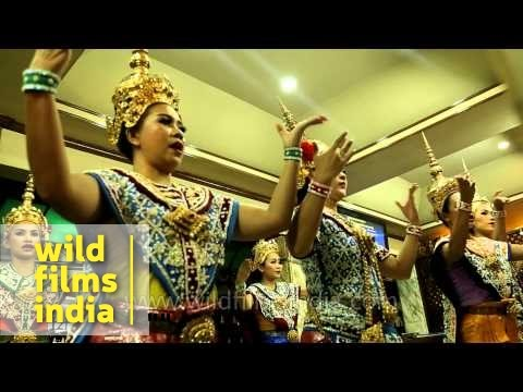 Thai dance – Erawan Shrine, Thailand