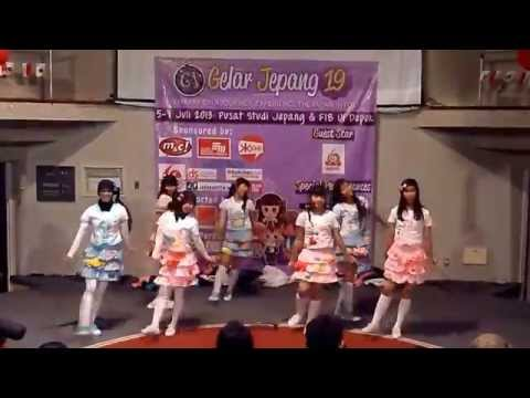 130706 FIB48 @GJUI19 FIB UI Cover AKB48   Beginner NMB48   Kitagawa Kenji SKE48   Gomen ne Summer