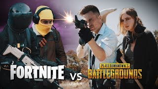 Fortnite vs PUBG 4