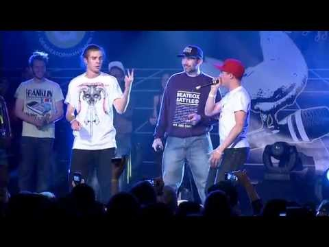 Beatbox Battle World Champs 2012 - Final - Skiller VS Alem ★★★★★