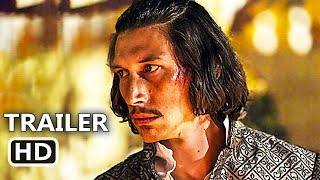 THE MAN WHO KILLED DON QUIXOTE Trailer # 2  (NEW 2018) Adam Driver, Terry Gilliam Movie HD