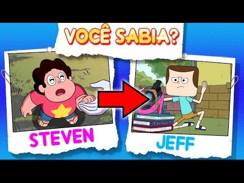 Steven Universo - MESMA VOZ EM DESENHOS DIFERENTES! thumbnail