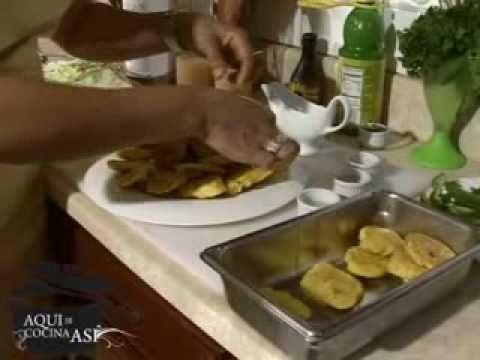 Pica pollo receta Dominicana