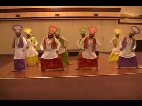 Bhangra by Punjabi Folk Dance Academy.avi