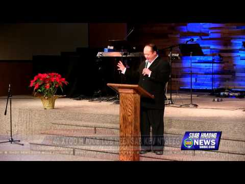 SUAB HMONG NEWS:  (RELIGION PROGRAM) 40 Years Hmong Believed in Christ