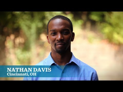 Progress for People: Nathan Davis from Ohio on Veterans  - 2012 Democratic National Convention
