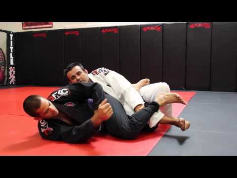 Jiu Jitsu Techniques - Reverse De La Riva Sweep + Taking The Back From 50/50 Guard Image 1