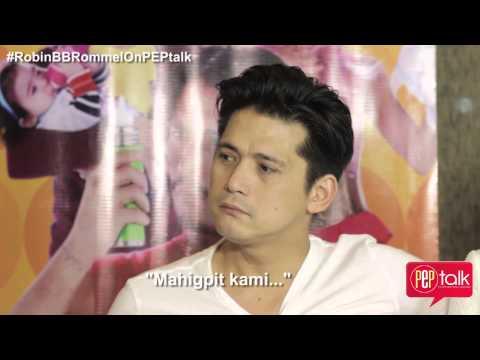 Peptalk. Robin Padilla On Bb Gandanghari: hindi Siya Gay, Siya Ay Babae... video