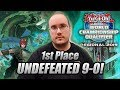 Yu-Gi-Oh! 1ST PLACE UNDEFEATED 9-0: SUBTERROR DECK PROFILE 2019! TORONTO REGIONALS! 400+ PLAYERS!