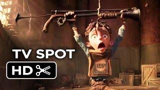 The Boxtrolls TV SPOT - Meet Eggs (2014) - Stop-Motion Animation Movie HD
