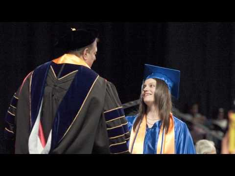 Collin College Commencement. May 14, 2010