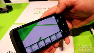 [MWC 2012] Hands-On With HTC One S_ Part 2