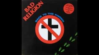 Watch Bad Religion Yesterday video