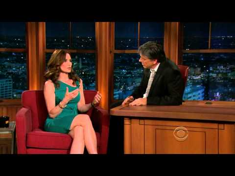 Late Late Show with Craig Ferguson 4/14/2010 Andie MacDowell, Dario Franchitti, Dawes