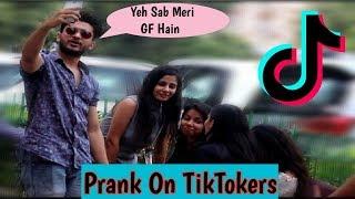 Epic TikTok Prank   TikTok Evolution 2019   Prank In India    Zia Kamal