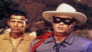 The Lone Ranger | Journey to San Carlos | HD | TV Series English Full Episode