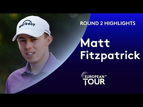 Matt Fitzpatrick leads at 11 under par | Round 2 | 2019 WGC-HSBC Champions