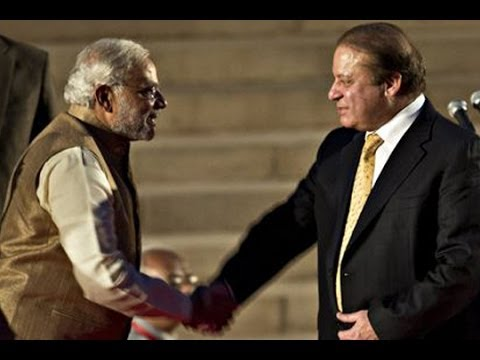 Dunya News-Nawaz Sharif in India for Modi's swearing-in ceremony
