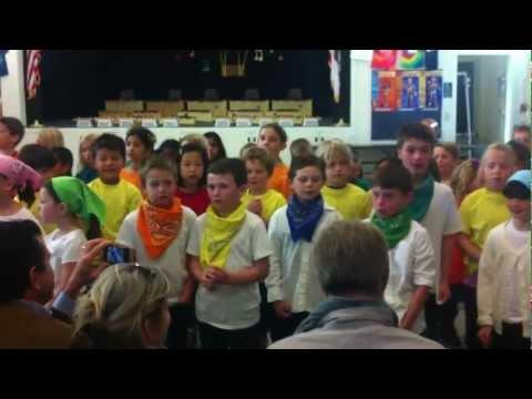 Ben Music Concert Reed Elementary School 2nd Grade