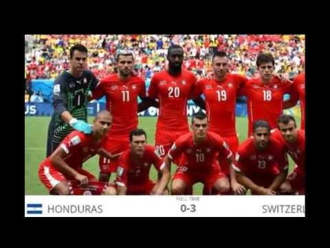 Honduras & Switzerland