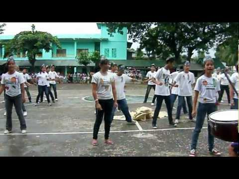 Nutrition Month Jingle Competion Champion (iii- St. John) video