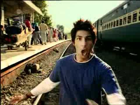 Pepsi Train Commercial, Genesis films