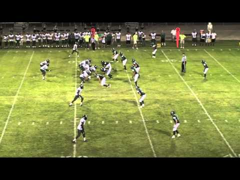 #80 Victor Rendon-TE/DL-Palmdale High School 2013 Football Highlights