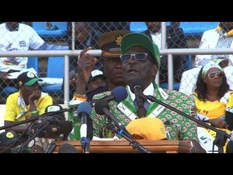 Zimbabwe election: a profile of Robert Mugabe