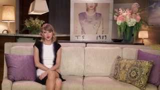 "Taylor Swift talks about ""Welcome to New York"""