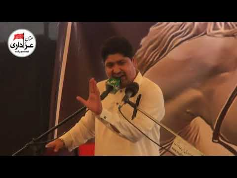 Allama Ali Raza Zaidi   Majlis e Aza 14 Aug 2017   Dera Peer Syed Shabeer Hussain Shah   Burewala