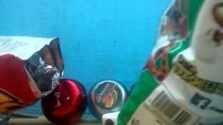 Nuevos tazos(Bacman vr superman 2016)