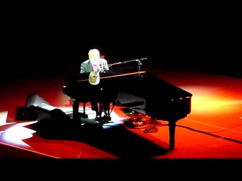Elton John - Gone To Shiloh (Live in Crocus City Hall, Moscow, 14.11.2011)