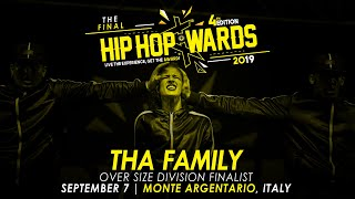 THA FAMILY (ITA) - Over Size Division | Hip Hop Awards 2019 The Final