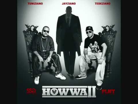 16 TEDE & DJ Tuniziano - Mówią na Mnie Hovi Baby Howwa 2 (2011)