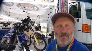 Transanatolia Rally 2017: Valdimiro Brezzi