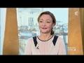 Interview et portrait de Catherine Frot