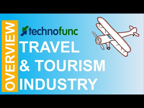 TechnoFunc -  Travel & Tourism Industry Overview