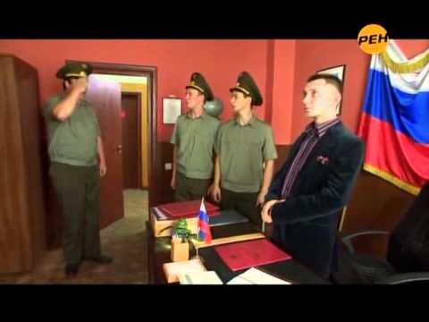Офицеры кланяются, прапорщики целуют руку