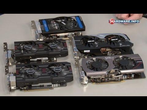 AMD Radeon HD 7790 en Nvidia GeForce GTX 650 Ti Boost kaarten - Hardware.Info TV (Dutch)